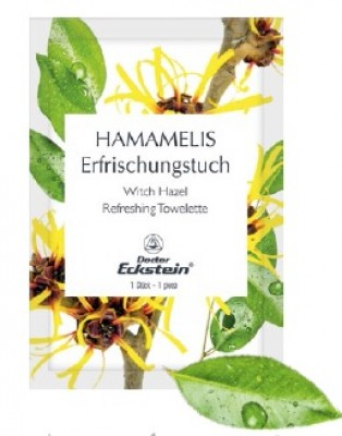 Hamamelis Tissues 14 pcs of 3 ml