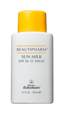 Beautipharm Sun Milk SPF 30 High  150 ml
