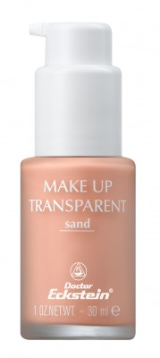 Make-up Transparant Sand 30 ml (dispenser)