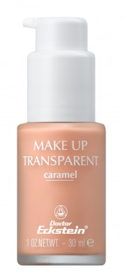 Make-up Transparant Caramel 30 ml (dispenser)