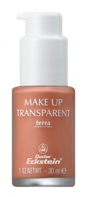 Make-up Transparant Terra 30 ml (dispenser)