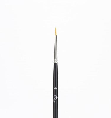 Eyeliner penseel no.6