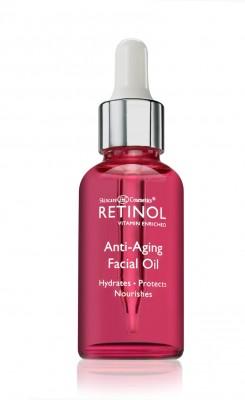 Retinol - Anti-aging Facial Oil 30 ml