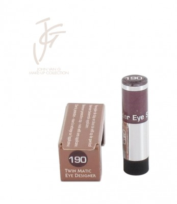 Twin matic eye designer refill nr. 190 (1+1 gratis) 1 st.