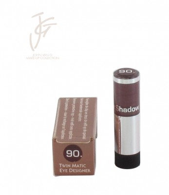 Twin matic eye designer refill nr. 90  (1+1 gratis) 1 st.
