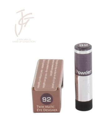 Twin matic eye designer refill nr. 92  (1+1 gratis) 1 st.