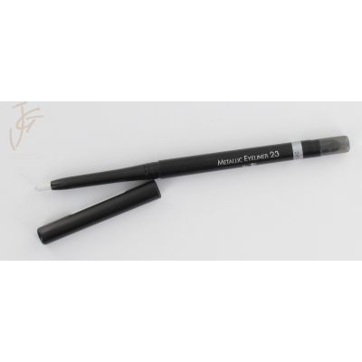 Metallic eye Liner 23 Silver glamour promotion