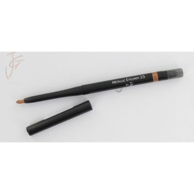 Metallic eye Liner 25 Gold glamour promotion