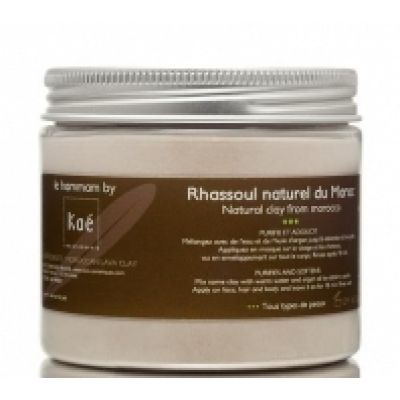 Rhassoul blanc naturel